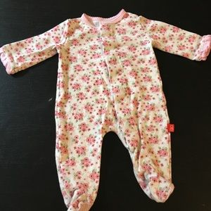 Magnificent Baby Magnetic Jammies Newborn